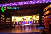 p7.62 indoor stage display