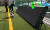 outdoor p16 football perimeter game screen