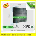 p10 module outdoor full color