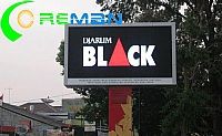 P16 outdoor full color led dispay --Indonesia
